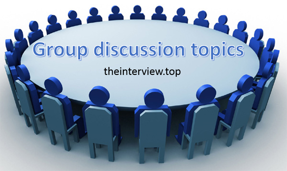Top Group Discussion Topics With Answers For All Streams Interview Questions