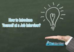 How to Introduce Yourself at a Job Interview